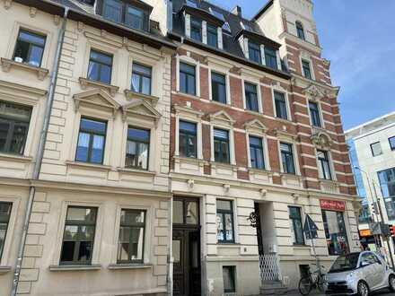**Plagwitz -3 Zimmer im Dachgeschoss mit viel Platz - in gefragter Stadtlage**