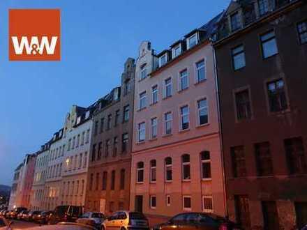 Saniertes Mehrfamilienhaus in Plauen mit 4 großen Wohnungen!