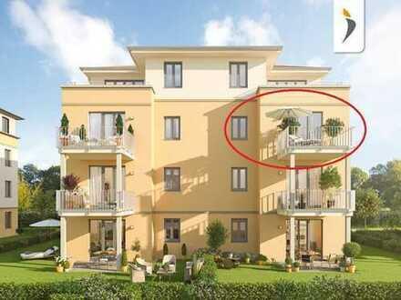3 - Zimmer Wohnung mit großer Terrasse in Lichterfelde-West