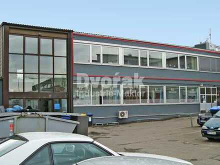 GEWERBEETAGE - Produktion/Labor/Büro