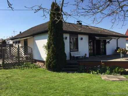 Bungalow empty or fully furnished and equipped - Wohlfühlbungalow in Hildrizhausen!
