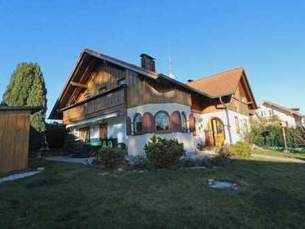 Gemütliche Doppelhaushälfte in ruhiger Lage von Wessobrunn