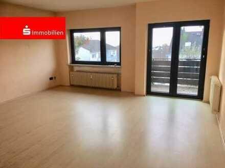 Wiesbaden-Medenbach / Attraktive Dreizimmer-Wohnung mit Südbalkon und Garage!