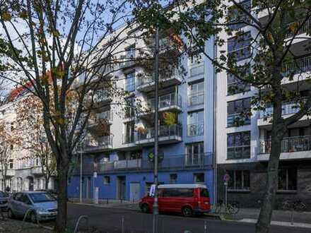 Vermietete, großzügig geschnittene 3-Zimmer Neubauwohnung in Berlin-Friedrichshain!