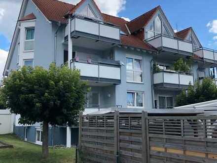 Ansprechende 3-Zimmer-Wohnung mit Balkon in Wächtersbach