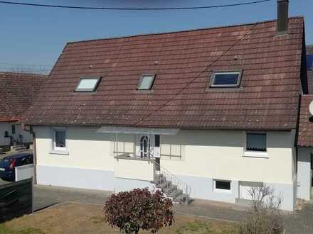 Ansprechendes und modernisiertes 5-Zimmer-Einfamilienhaus zur Miete in Offenburg, Ortenaukreis