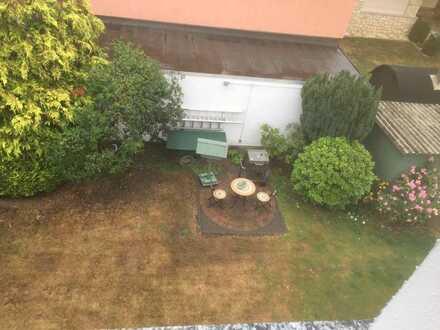 4 Zimmer Wohnung mit Garten zur Mitbenutzung in bester Lage von Bruchköbel zu vermieten