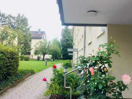 1-Zimmer-Wohnung mit Balkon in Stuttgart Birkach (Nähe Uni Hohenheim)