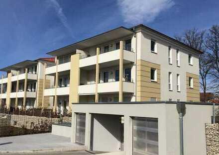 Sonnige 3-Zimmer-Wohnung in Neuendettelsau