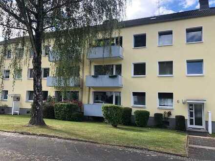 Helle + freundliche 1. OG Wohnung mit Balkon und Gartennutzung