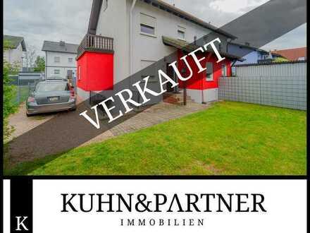 Bruchmühlbach - Miesau | Gepflegte, Doppelhaushälfte mit Einliegerwohnung