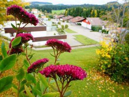 Allgäuer Naturglück - gemütliche Wohnung in wunderschöner Naturlage