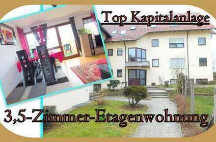 Top Kapitalanlage! *3,5-Zimmerwohnung mit Balkon in guter Lage*
