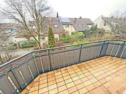 6261 - Neu sanierte 3-Zimmerwohnung mit Balkon nähe Waldstadt-Zentrum!