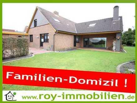 +++ Großes Mehrgenerationenhaus, sichtgeschützter Garten, offener Kamin und Kaminofen, EBK inkl. ! +