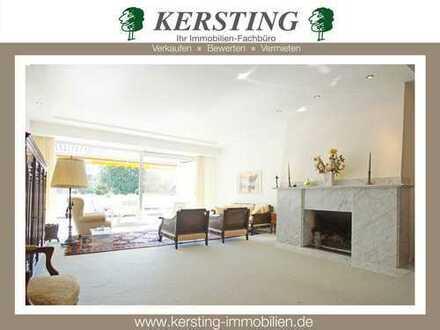 KR-BOCKUM, großzügige 130m²-Eigentumswohnung mit schöner Süd-Terrasse, Aufzug und 2 TG-Stellplätzen