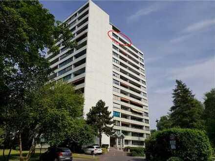 2 ZKB Wohnung mit Skylineblick in Eschborn