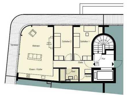 SA/SO RUF 0172-3261193, Elegantes Penthouse, Klima, Tiefgarage, Sauna, Fußbodenheizung
