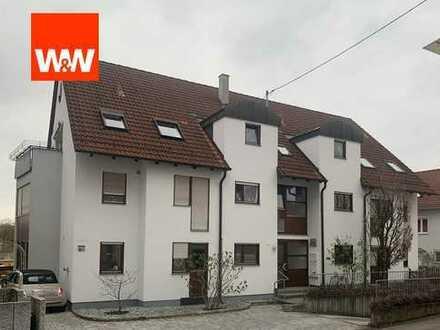 Schöne 3,5 Zimmer-Dachgeschosswohnung auf 2 Ebenen  sucht neue Mieter!