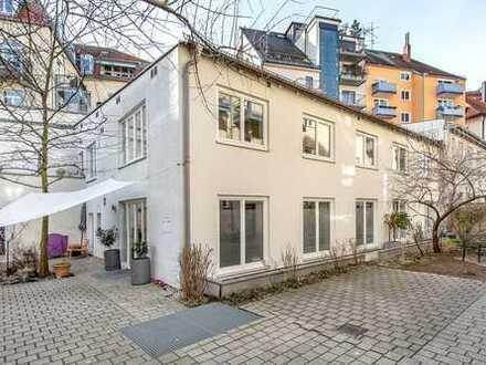 Modernes 4-Zimmer-Townhouse mit Hobbyraum in Hoflage