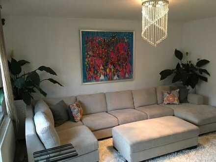 Luxus Moeblierte exklusive 4-Zimmer-Wohnung mit Balkon und Einbauküche in Top Lage Mannheim Oststadt