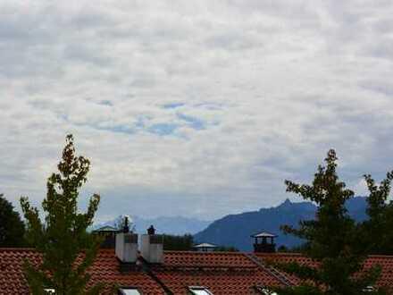 Freistehendes Einfamilienhaus in bevorzugter Wohnlage im Süden von Murnau