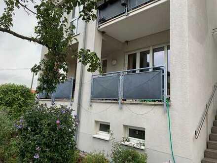 Schöne 5-Zimmer-Maisonette-Wohnung mit Balkon und EBK in Mannheim