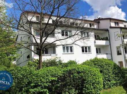 Ruhig und im Grünen gelegene Erdgeschoss-Terrassenwohnung im Erbbaurecht ohne Erbpachtzins