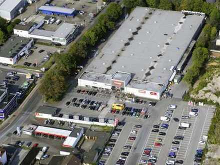 ca. 90 m² ebenerdige Fläche mit direktem Zugang im SBW Herne