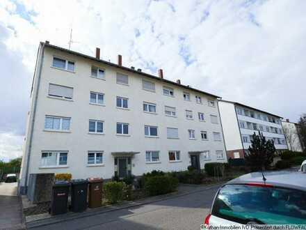 Erstbezug nach Renovierung! Helle 2-Zimmerwohnung in Mannheim Lampertheim