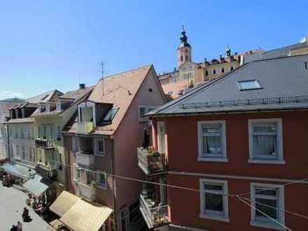 NEU! Gepflegte 2 ZKB-Wohnung (3.OG) in Baden-Baden - Fußgängerzone, mit Aufzug und Balkon!
