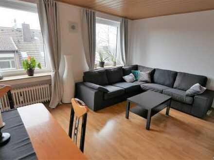 Gepflegte 3-Zimmerwohnung mit Balkon