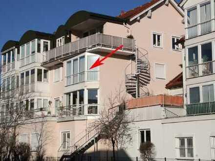 Vermietete Eigentumswohnung im Herzen von Sonthofen