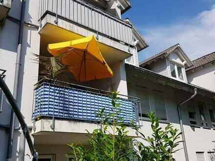 Exklusive, gepflegte 3-Zimmer-Wohnung mit Balkon in Freiburg im Breisgau