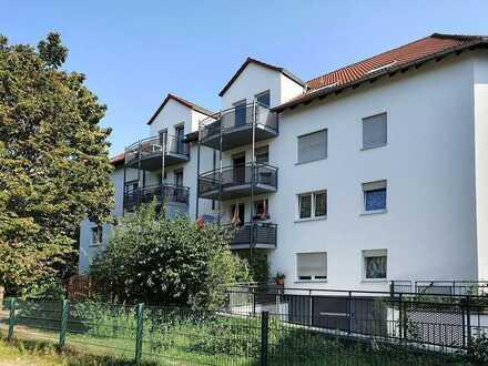 Vermietete 4-Zi.-Eigentumswohnung mit Balkon in Leimen -St. Ilgen