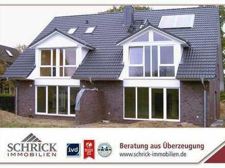 Noch eine Doppelhaushälfte in massiver und hochwertiger Bauweise in wunderschön ruhiger Lage!