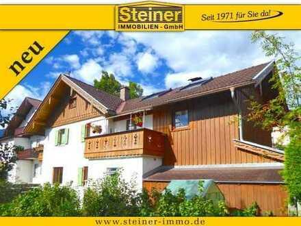 1-Familien-Haus in Partenkirchen, freistehend, Nutzflächen ca.185 m², Grundanteil ca.220 m², Garage