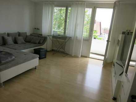 1-Zimmerwohnung, ca. 37 m², Konstanz- Petershausen
