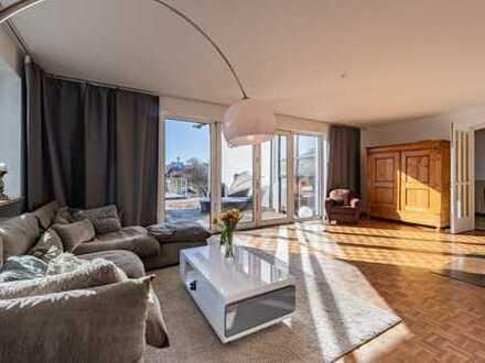 Landhausvilla auf Parkgrundstück 2211 m² (davon 1251 m² gepachtet)