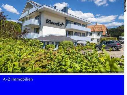 Tolles Hotel mit 19 Apartments