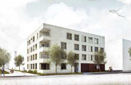 STEINGAUQUARTIER 3-Zimmer-Wohnung Nr. 4 in Kirchheim, vielfältig und abwechslungsreich