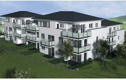 Neubau / Erstbezug 3-ZKB-Wohnung mit zwei Balkone