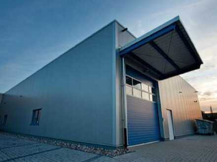 """""""BAUMÜLLER & CO."""" - Nähe A5 - ca. 1.000 m² Gewerbefläche - Kranbahn"""