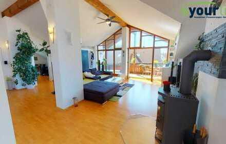 Loft-ähnliche Dachgeschoss Wohnung in Kaufbeuren/Haken