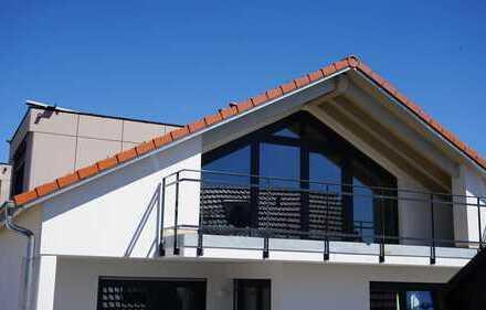 Großzügig Wohnen über den Dächern von Ludwigshafen