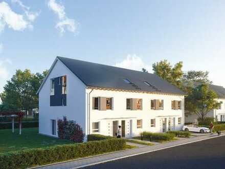 Wunderschönes Reihenmittelhaus mit eigenem Grundstück in Aulendorf!