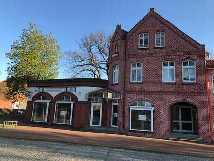 Zentral gelegenes Wohn- und Geschäftshaus in Munster