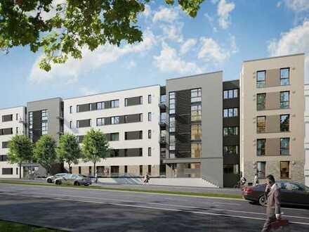 Großzügige, preisgedämpfte 4-Zimmer-Wohnung mit Parkett und schöner Terrasse