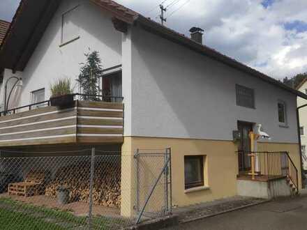 vorerst reserviert - Einfamilienhaus in Neufra Ortsmitte