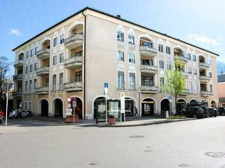 Phantasie ist gefragt! Erfüllen Sie sich ihren Wohntraum im Kurzentrum von Bad Reichenhall!